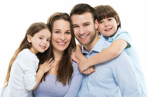 Family with Braces